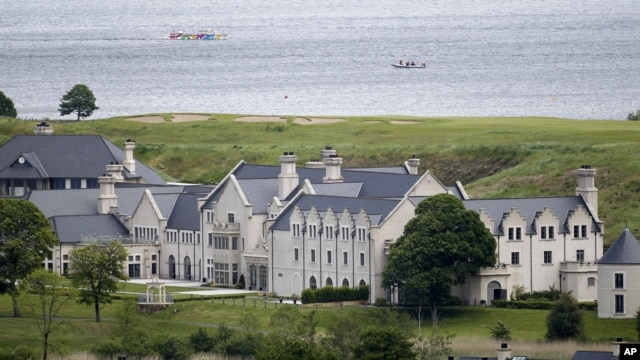 The Lough Erne Golf Resort Enniskillen, Northern Ireland, June 13, 2013.