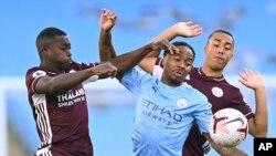 Karawar Manchester City da Leicester City a gasar Premier