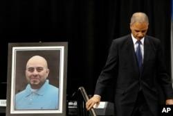 Nhân viên TSA quá cố Gerado Hernandez