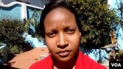 UNkosazana Lulu Brand Harris.