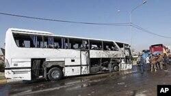 هفت کشته و دهها زخمی دربم گذاری بغداد