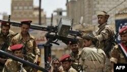 Binh sĩ của chính phủ Yemen