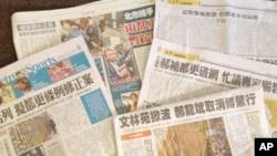 台湾媒体密集报道