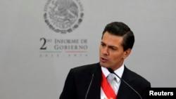 Tổng thống Mexico Enrique Peña Nieto