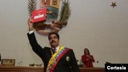 El domingo 15 de marzo Maduro tendrá poderes especiales para gobernar por decreto (Foto: Cortesía Prensa Presidencial.)