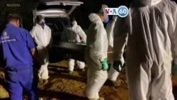 Manchetes mundo 7 Abril: Brasil registou pela primeira vez número recorde de mortes por COVID-19 nas últimas 24 horas, 4 mil