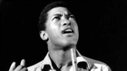 Sam Cooke performs at New York City's Copacabana Night Club in this undated photo.