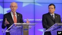 نشست دو روزه رهبران اتحادیه اروپا روز پنجشنبه آغاز شد