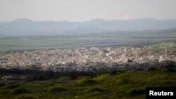 Провинция Идлиб, Сирия (архивное фото)