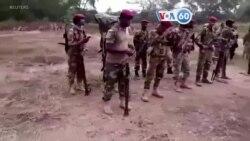 Manchetes africanas 4 Janeiro 2021: Combatentes rebeldes atacam e ocupam parcialmente cidade mineira da rca