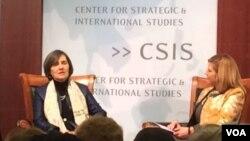 رولا غنی: زنان ورزیده افغان برای حفظ دست آورد های شان مصمم اند