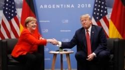 VOA faseribagaw Greta ka ngikanliw president Trump la, Argentine jamana lajere la