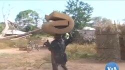 Filipe Nyusi visita deslocados de ataques de insurgentes em Cabo Delgado