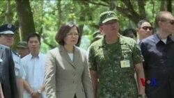 蔡英文告诉军校学员:军内没有政党只有国家