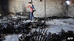 Shtohen faktet për krime lufte nga forcat e Gadafit pas rënies së Tripolit