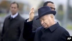 Prezident Islom Karimov