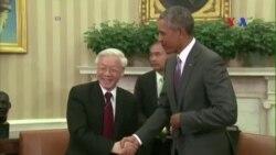 TT Obama bị lưỡng đảng chỉ trích vì gặp ông Nguyễn Phú Trọng