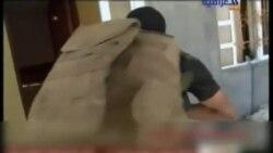 نبرد سربازان عراقی با داعش در بیجی