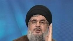 حسن نصرالله، رهبر گروه حزبالله لبنان (آرشیو)