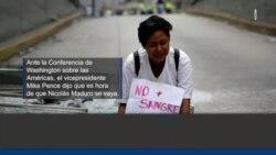 Punto de Vista: Mensaje de Pence a los venezolanos