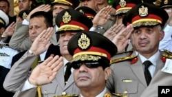 Jenderal el-Sissi