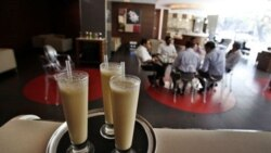 A coffee shop in Bangalore, India