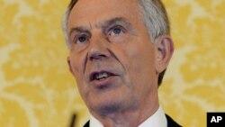 Waziri Mkuu wa zamani, Tony Blair, azungumzia ripoti ya Iraq ya Uingereza, July 6, 2016