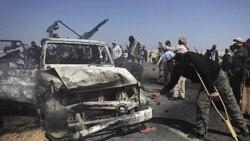 ادامه حملات هوایی ناتو به طرابلس