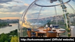 dome dining in istanbul