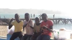 Crianças angolanas vão ser tratadas na Alemanha - 1:17