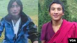 Pema Dorjee and Kunchok Phelgye