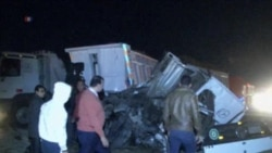 Egypt Train Crash Kills 24