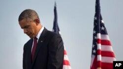 Obama recordó a las víctimas del 11-S, y sostuvo que buscará el diálogo en cuanto a Siria.