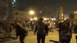 Polisi wa Misri wa wafurusha waandamanaji Cairo