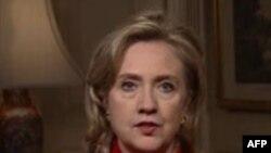 Hillary Clinton Çin'e de Uğrayacak