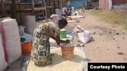 Maize shortage in the region has forced the Zimbabwe millers to import maize from countries like Mexico. (Tiwonge Kumwenda)