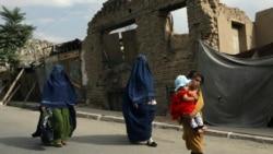 塔利班保證安全 阿富汗婦女卻受騷擾