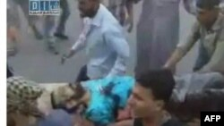 Сирия, Хама 31 июля 2011