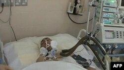 Libya'da Hastaneler Yaralıyla Dolu