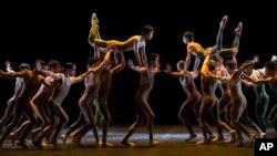 Sebuah pertunjukan teater Bolshoi di Rusia. (Foto: Dok)