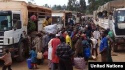 Wakimbizi wa Burundi wajitayarisha kurudi nyumbani kutoka tanzania