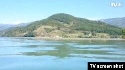 Jablaničko jezero u ljetnom periodu