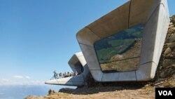 მესნერის მთის მუზეუმის ქსელი იტალიის ალპებში