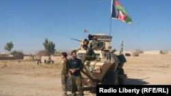 افغان سرتېري