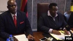bekomishini eyeZimbabwe Anti-Corruption Commission- ZACC