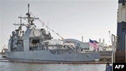 Крейсер ВМС США «Монтерей»