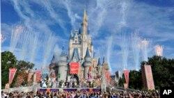 Las nuevas tarifas para ingresar a los parques de Disney en Florida y California aumentaron desde el domingo.