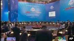 کنفرانس 'بررسی فعالیت های تجارتی و اقتصادی زنان' در بیشکک برگزار شد
