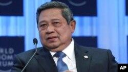 ប្រធានាធិបតីឥណ្ឌូណេស៊ី Susilo Bambang Yudhoyono