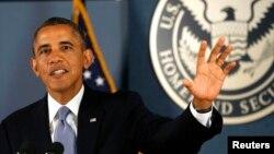 Le President Barack Obama.